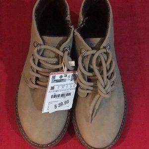 Zara boys shoe
